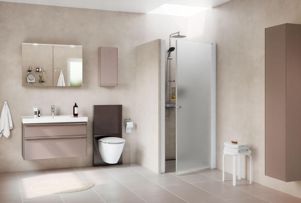 Badrum IFÖ – Badrumsrenovering – JTS Rörservice