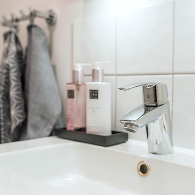 JTS Rörservice renoverar badrum i segeltorp – handfat