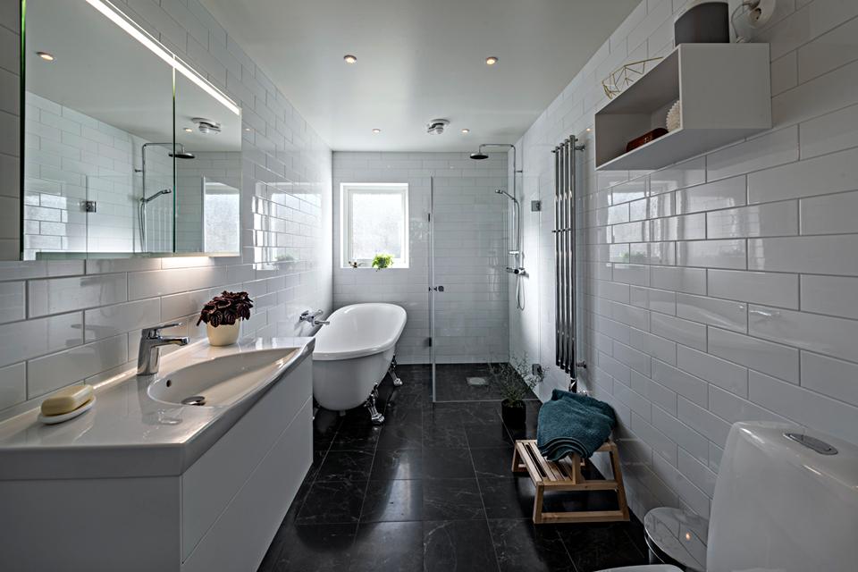 Nacka – Dusch/badrum