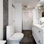 JTS Rörservice renoverar badrum i Nacka – Badrum - toa och handfat