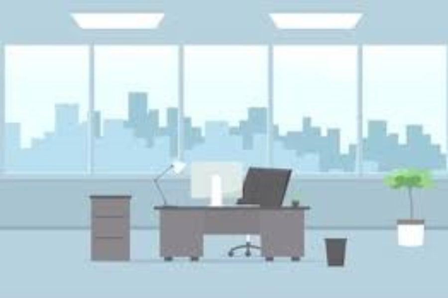 Möblerat kontorsrum uthyres i Nacka!